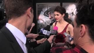 Alexandra Daddario @ San Andreas Movie Premiere   Black Hollywood Live