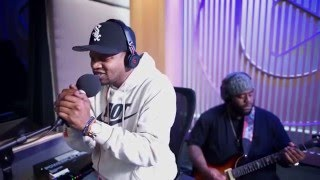 BJ The Chicago Kid performs Turnin' Me Up | Soulection Live Sessions