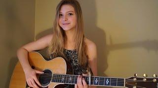 Let It Go - James Bay (Acoustic Cover by Caroline Dare)