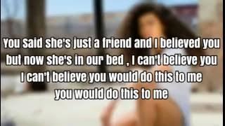 Toni Romiti - Just A Friend (Lyrics)