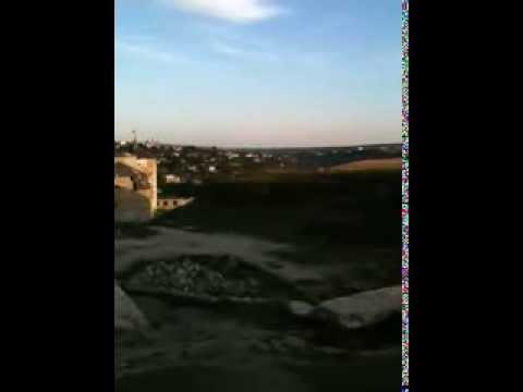 View from Ukraine castle