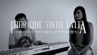 Lexa :: Pior Que Sinto Falta (Lyric Video)