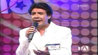 Rudy La Scala - Casting Yo me llamo Ecuador 2da temporada
