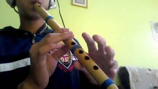 Kal ho na ho on flute by apratim pandit
