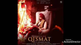 Qismat (Remix)  Ammy Virk   B Praak   Latest Punjabi Song