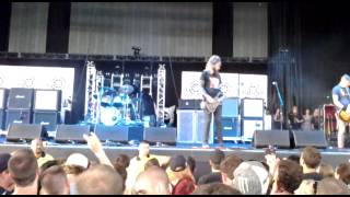 Mastodon - All The Heavy Lifting @Toronto (Mayhem Festival)