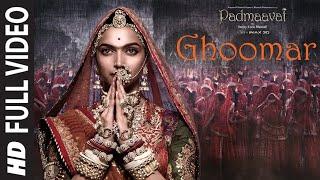 Full Video:Ghoomar|Padmaavat|Deepika Padukone Shahid Kapoor Ranveer Singh|Shreya Ghoshal SwaroopKhan width=