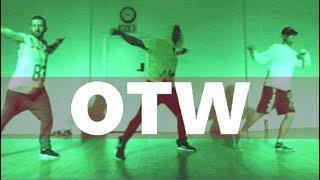 Khalid - OTW | TNT Class, Edinburgh | Choreography by Kris Mann