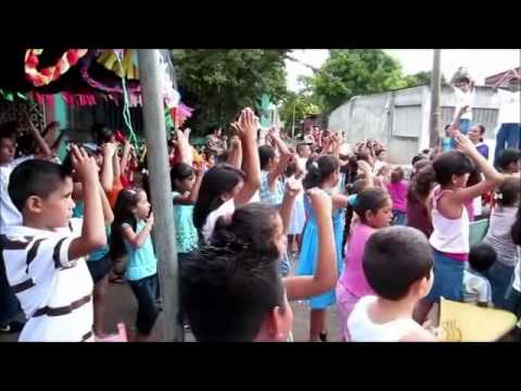 A Nicaragua Street Scene