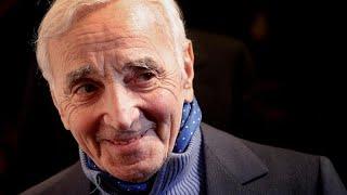 Aznavour'un ölümü dünyanın dört bir yanında hayranlarını yasa boğdu