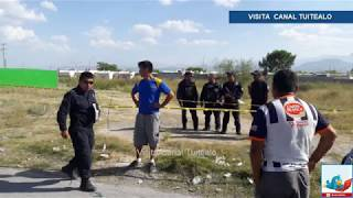 Hallan cuerpo de Ana Lizbeth 'Anita' la menor raptada el domingo en Juárez Nuevo León