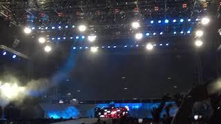 Justin biber- India Purpose Tour alan walker- Faded
