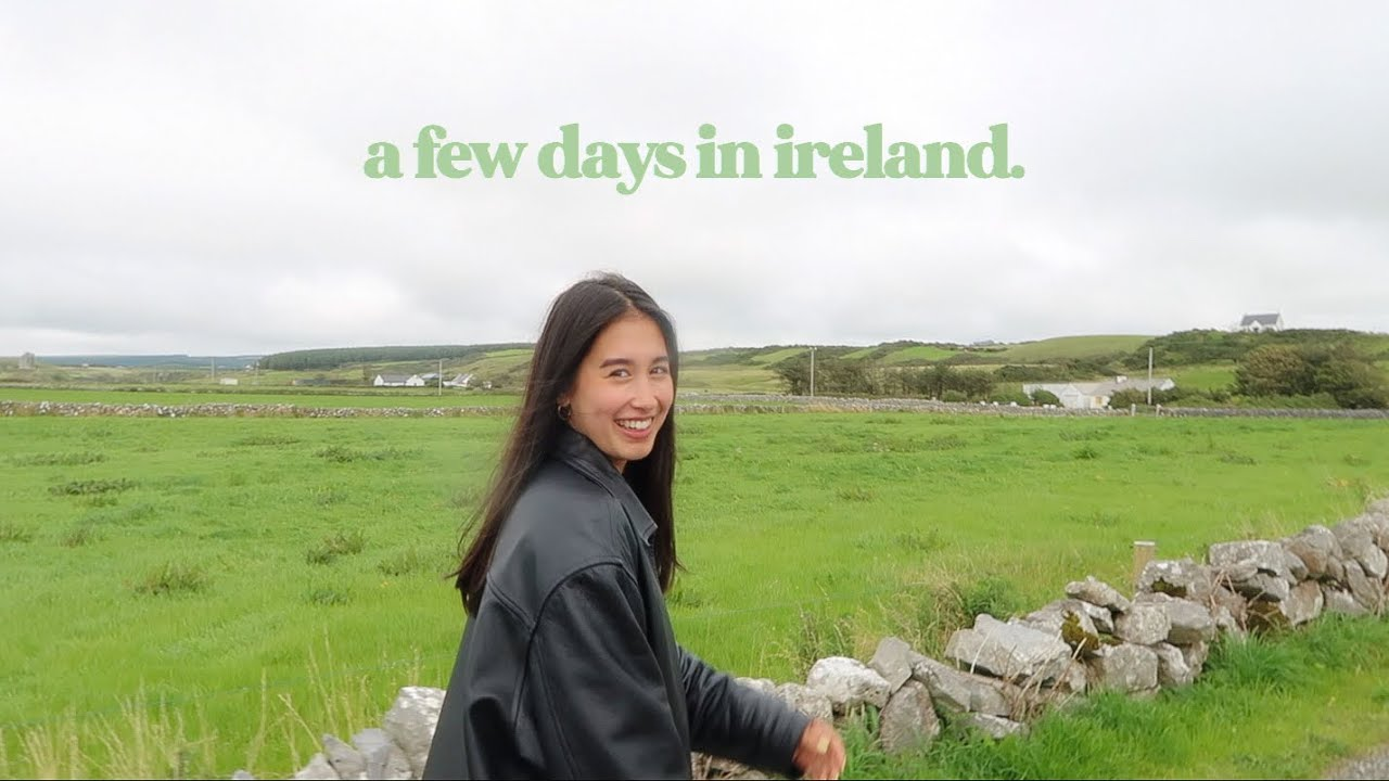 Here is Moya in a Video about her couple of Days in Ireland