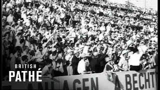 Special - Uruguay V Scotland 7-0 (1954)