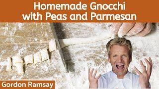 Gordon Ramsay Homemade Gnocchi