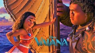 Moana (Vaiana) | Trailer #3 (Eu Portuguese)