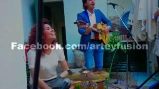 ARTE Y FUSIÓN - TU BOCA (Rosario Flores)
