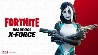 Fortnite Adds Deadpool\'s X-Force Skin & Other Members