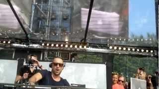 JOSEPH CAPRIATI plays RIOT @ AWAKENINGS FESTIVAL 2012 AMSTERDAM