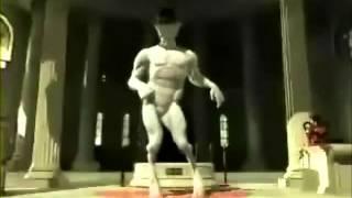 El Demonio que tien jontra voltra y michael jacson
