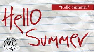 Ryan Robinette - Hello Summer (AUDIO)