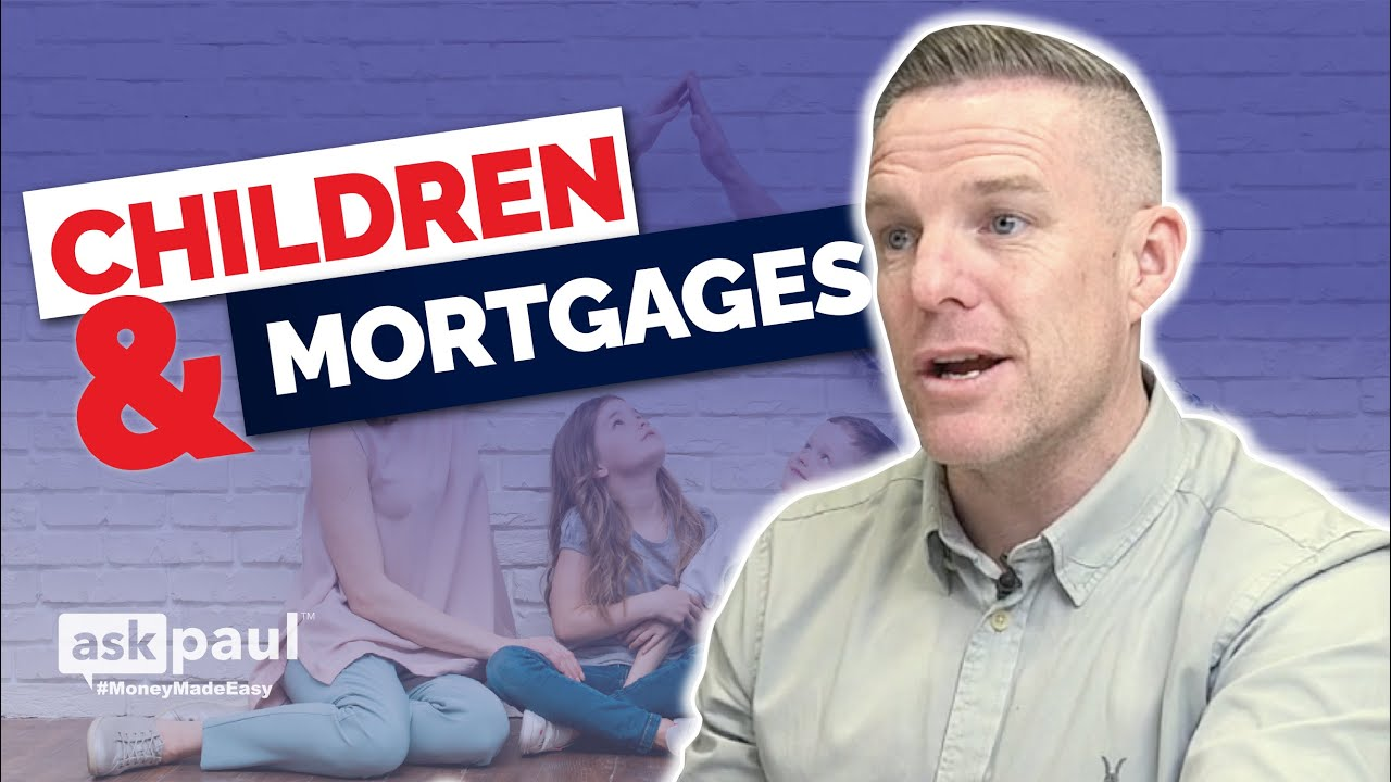 Irish Financial Expert – Children and Mortgages in Ireland