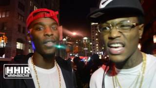 "HITMAN HOLLA & DC YOUNG FLY: URL/NOME 7, HITMAN: ""K-SHINE & TAY ROC LOOK READY FOR ME TO KILL"""