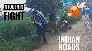 Road rage | Roads are not only for motorcycles in India | Peace