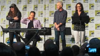 Animaniacs Theme Song - Animaniacs Live! Panel - SDCC 2016