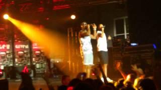 Tinie Tempah feat Swedish House Mafia - Miami 2 Ibiza live in SYDNEY 11/4/2013