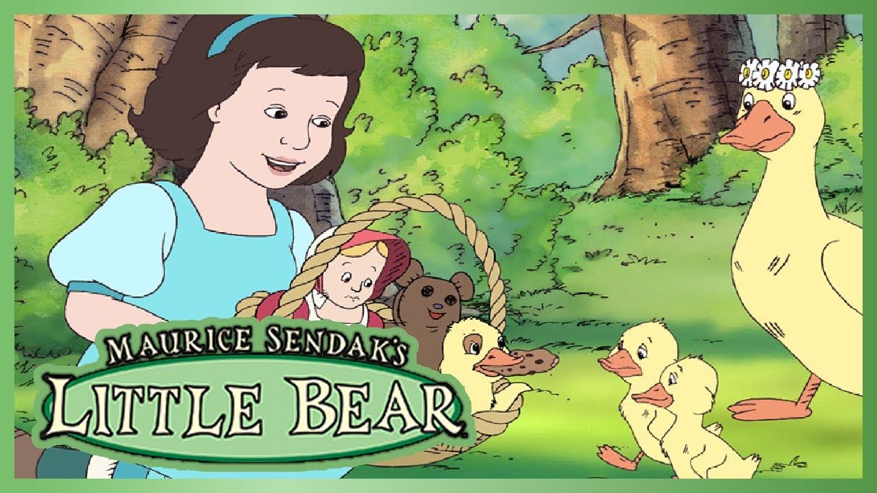 62. Little Bear's Favorite Tree