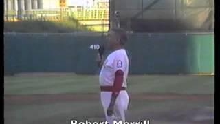 Robert Merrill Pilot Field Buffalo 1990