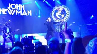 Give Me Your Love (Live at Apple Music Festival, 23/9/16) - John Newman