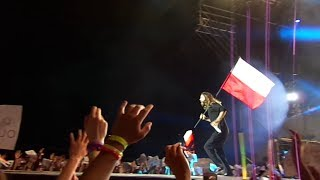 30 Seconds to Mars - Do or Die - Rybnik 22.06.2014