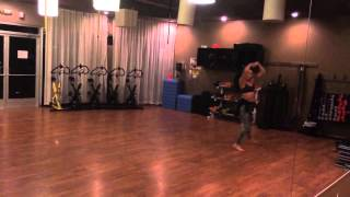 """Dragon"" Choreo by Jeff Victor & dancer Kendall Duda 1"