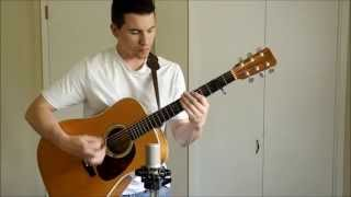 Knife Edge by Raymond Klassen- Acoustic Instrumental