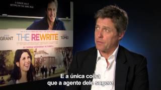Virando a Página - Entrevista Hugh Grant sobre o filme - estreia dia 25/6 em SP e no Rio