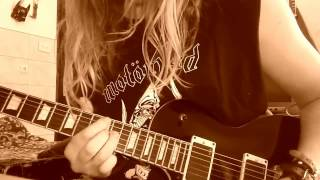 Guns N' Roses - This I Love (SOLO COVER)