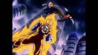 History of Trunks - Future Gohan vs Androids theme