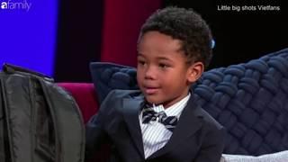 Little Big Shots Vietsub - Cậu bé 6 tuổi được trao danh hiệu