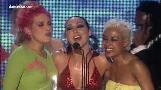 Alice Deejay - Best Chart Act award (Better Off Alone at Dancestar 2000)