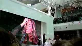 Leona Lewis Better In Time live in Westfield.