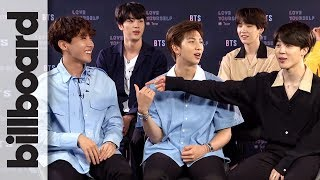 BTS on 2018 Billboard Music Awards Performance | Billboard