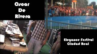 Oscar de Rivera  Oscar de Rivera @ Elegance Festival 05.09.10