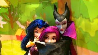 Malevola Sequestra Mal e Evie Parte 2 #felipecalixto