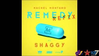 Soca 2015 - Machel Montano feat. Shaggy- Remedy [Refix]