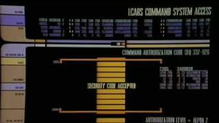 Star Trek TNG: Data - Security Code