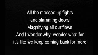 Steve Aoki & Louis Tomlinson - Just Hold on (Lyric)