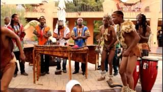 Traditional Marimba Dancers Video