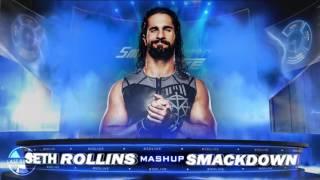 "WWE Mashup Seth Rollins et ""Take a Chance"" Smackdown LIVE"